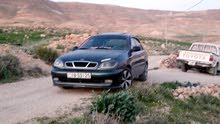 Daewoo Lanos 2000 For sale - Green color