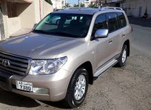Automatic Gold Toyota 2009 for sale