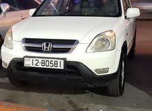 +200,000 km Honda CR-V 2002 for sale