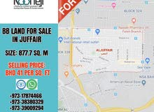 BB LAND CATEGORY FOR SALE IN JUFFAIR