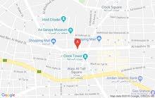 قطعه ارض للبيع مساحه 864م على شارعين في اربد غرب دوار العيادات  تلفون 0799881312