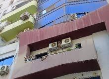 شقـة دوبلكس 290 م2 بـشارع ابوالفـوارس من شـارع الطـيران عمارة جديدة