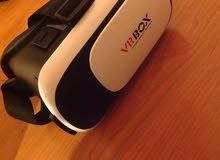 نظارات واقع افتراضي vr box جديده غير مستعمله