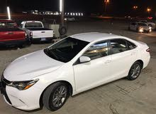 Toyota Camry car for sale 2017 in Suwaiq city