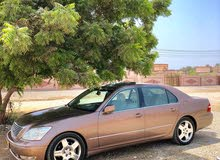 Lexus LS 2004 For sale - Brown color