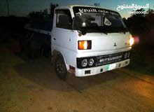 Diesel Fuel/Power   Mitsubishi Canter 1984