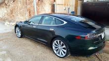 Tesla S car for sale 2013 in Amman city