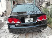 Honda Civic 2007 For sale - Black color