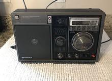 راديو باناسونيك ياباني شبه جديد  Panasonic RF-B300