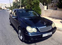 Used condition Mercedes Benz C 200 2001 with  km mileage