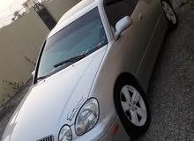 Silver Lexus GS 1999 for sale
