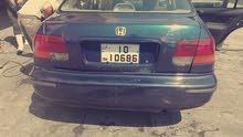 Automatic Blue Honda 1996 for sale