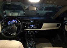 Used condition Toyota Corolla 2015 with 30,000 - 39,999 km mileage