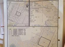 للبيع ارض كورنر في المعبيله الرابعه بلوك 3 بموقع جميل