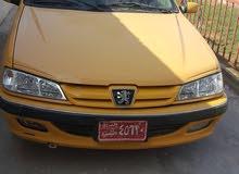 سياره بيجو 206 موديل 2014