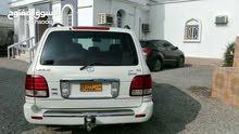 Gasoline Fuel/Power   Lexus LX 1998
