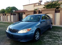 Blue Toyota Camry 2003 for sale