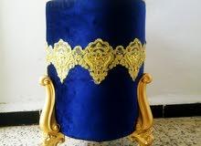 سلة احدية العروس موديل تركي