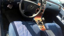 Manual Used Mercedes Benz E 200