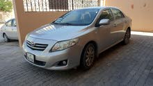 Toyota cololla 2010 in good condition for sale