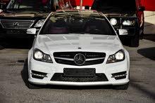 2013 Mercedes C200 Coupe