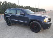 جيب جراند شيروكي موديل 2010 بحالة ممتازة لا تحتاج مصاريف جاهزة للتسجيل  Jeep