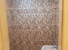 شقة مؤثثة للايجار من غرفتين و 2 دورات المياه