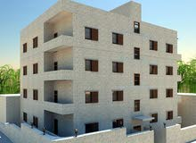 شقة للبيع في طبربور مساحة ( 145 متر ) من _بلأقساط  _ بلقرب من دوار الدبابة