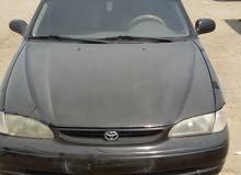 For sale Corolla 1999
