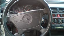 +200,000 km Mercedes Benz C 180 1996 for sale
