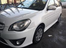 Hyundai Verna 2010 For sale - White color