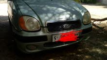Green Kia Other 2003 for sale