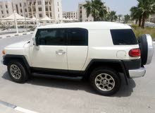 Fj cruiser 2013 for sale , 71 000 qr
