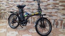 دراجة كهربائية نوعGreen bike-TORO