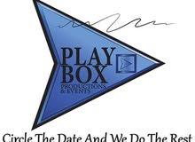 فرقة play Box للحفلات dj