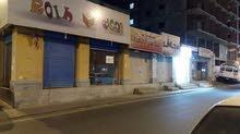 محلات للايجار 32م في حي العزيزية