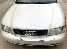 Automatic Beige Audi 1999 for sale