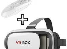 نظارة الواقع الافتراضي  بالمزاحمية و الخرج