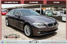 BMW 535 2012 for sale in Benghazi