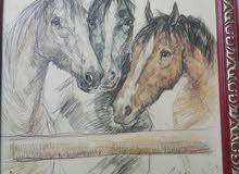 لوحات رسم اصلية للبيع