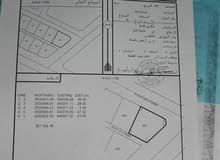 ارض للبيع في موقع ممتاز في بطحاء السابعه مطلوب فيها 12الف قابل للتفاوض
