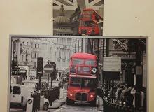 لوحات لندن من ايكيا