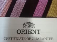 ساعه نوع اورينت جديده بسعر مغري للإستفسار 0777616728