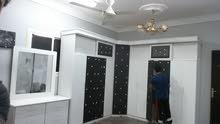 معلمين تركيب جميع انواع غرف النوم بالمدينه المنوره0566265317