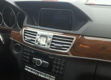 مرسيدس E350 2014
