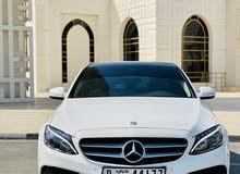 C200 Mercedes Benz GCC- 2015 - 49,000 Km