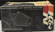 K&N performance air intake system