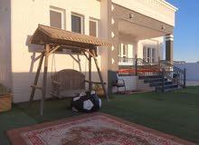 (للبيع )فيلا طابق واحد تتكون من 3غرف نوم ومطبخ وصاله ومجلس و3دوراات مياه مجلس 6×