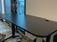 Gaming Table with Full Table Mouse Pad
