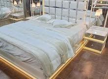 غرفة نوم مودرن مرايا
